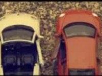 Рекламный ролик Volkswagen New Beetle