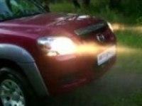 Видео обзор Mazda BT-50 от Дни.ру