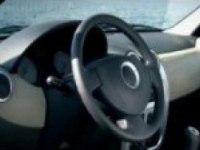 Видео обзор Dacia Logan - Интерьер