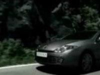 Промо видео Renault Laguna Coupe