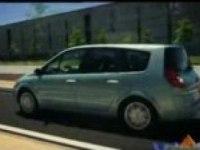 Промо видео Renault Scenic