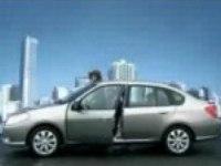 Промо видео Renault Symbol