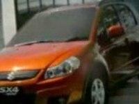 Реклама Suzuki SX4