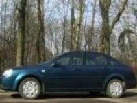 Сравнительный тест BYD F3 и Chevrolet Lacetti