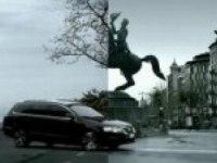 Рекламный ролик VW Passat Variant
