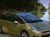 Видео обзор Citroen C4 Grand Picasso