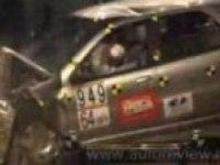 Краш-тест FIAT Albea