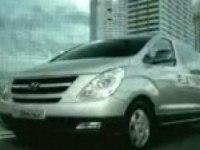 Коммерческая реклама Hyundai H1