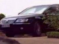 Рекламный ролик VW Phaeton