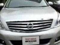 Видео обзор Nissan Teana