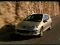 Промо видео Peugeot 407 SW