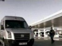 Рекламный ролик Volkswagen Crafter