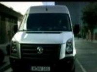 Промо видео Volkswagen Crafter