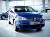 Рекламное видео VW Polo