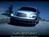 Коммерческая реклама Chrysler PT Cruiser