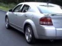 Видео обзор Dodge Avenger