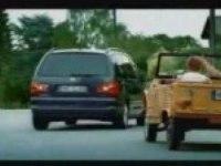 Рекламный ролик Volkswagen Sharan