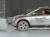 Краш-тест Nissan Murano