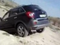 Тест-драйв Opel Antara