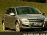 Видео обзор Opel Astra H Sedan