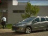 Коммерческое видео Peugeot 308 SW