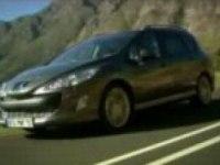 Промо видео Peugeot 308 SW