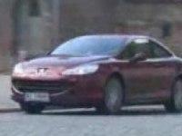Видео обзор Peugeot 407 Сoupe