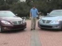 Видео обзор Hyundai Genesis от Cars.com
