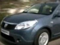 Видео обзор Dacia Sandero
