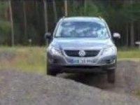 Внедорожный тест VW Tiguan
