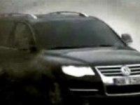 Рекламный ролик Volkswagen Touareg