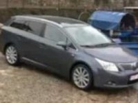 Видео обзор Toyota Avensis Wagon