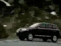 Рекламный ролик VW Touareg