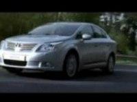 Коммерческое видео Toyota Avensis