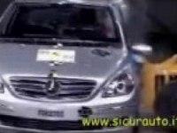 Краш-тест Mercedes B-Class