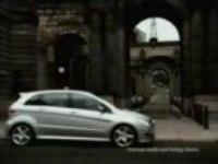 Коммерческая реклама Mercedes B-Class