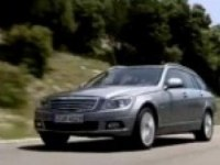 Коммерческое видео Mercedes C-Class Station Wagon
