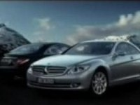 Промо видео Mercedes Benz CL-Class