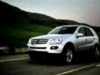 Коммерческая реклама Mercedes-Benz M-Class