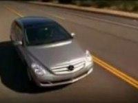 Коммерческая реклама Mercedes R-Class
