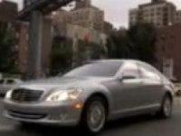 Коммерческое видео Mercedes-Benz S-Class