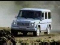Коммерческое видео Mercedes G-Class