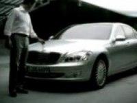 Коммерческая реклама Mercedes S-Class - Краш-Тест
