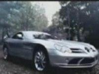 Коммерческая реклама Mercedes-Benz SLR