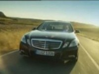 Коммерческое видео Mercedes-Benz E-Class