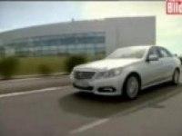 Видео обзор Mercedes E-Class
