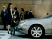Рекламный ролик Mercedes-Benz E-Class