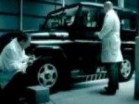 Прикольная реклама УАЗ Hunter (Пародия на Mercedes)