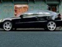 Коммерческая реклама Mercedes CLC 2008