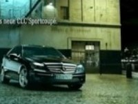 Рекламный ролик Mercedes-Benz CLC